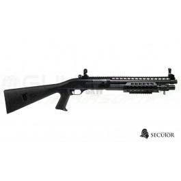 Réplique de fusil à pompe VELITES S-XI Noir
