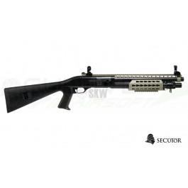 Réplique de fusil à pompe VELITES S-XI Tan