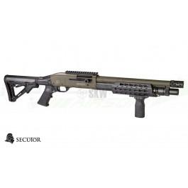 Réplique de fusil à pompe VELITES S-V OD