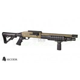 Réplique de fusil à pompe VELITES S-V Tan