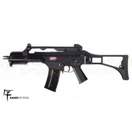Réplique AEG type G36 Noire Saigo