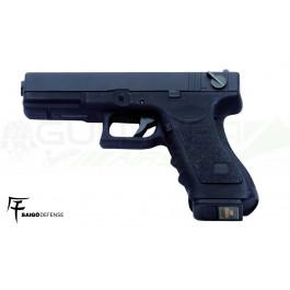 Réplique de pistolet SAIGO 18 AEP Noir