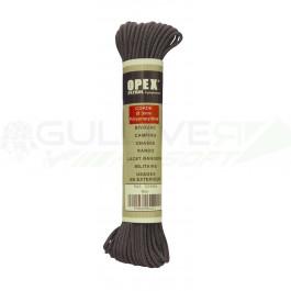 Corde para noire 3mm ultra résistante