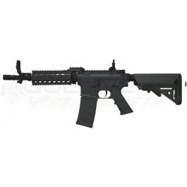 """Réplique de BT M4 CQB RIS black 10.5"""" (pack complet)"""