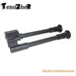 TenoZheR - Telescopic bipod quick fixing by pin
