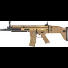 Réplique AEG de FN Scar-L Tan ABS pack complet