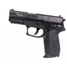 Réplique de sig sauer sp2022 co2 culasse metal