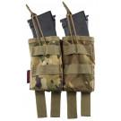 Pochette PMC double chargeur AK camo NUPROL
