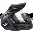 Masque valken mi 3 black thermal