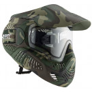 Masque de protection VALKEN MI-7 Thermal woodland