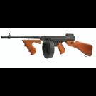 Réplique de Thompson M1928 drum AEG + kit 450BBs Full metal